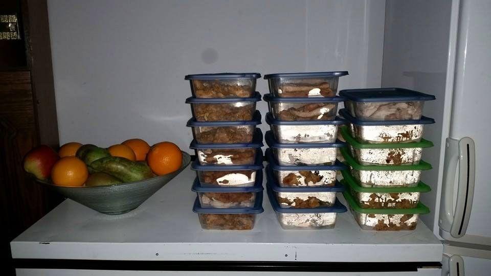 voedingsschema-eten
